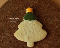 圣诞糖霜饼干的做法第3步图片步骤 www.027eat.com