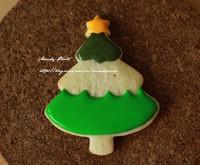 圣诞糖霜饼干的做法第5步图片步骤 www.027eat.com