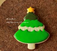 圣诞糖霜饼干的做法第6步图片步骤 www.027eat.com