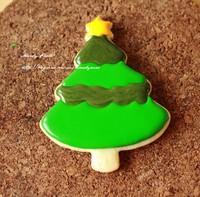 圣诞糖霜饼干的做法第7步图片步骤 www.027eat.com