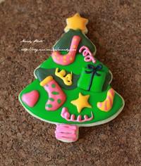 圣诞糖霜饼干的做法第11步图片步骤 www.027eat.com