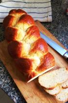 节日面包challah的做法
