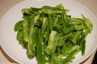 香干炒腊肉的做法第2步图片步骤 www.027eat.com