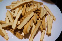 香干炒腊肉的做法第3步图片步骤 www.027eat.com