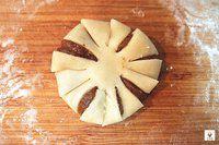 枣泥菊花酥的做法第5步图片步骤 www.027eat.com