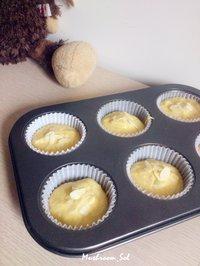 杏仁巧克力马芬的做法第5步图片步骤 www.027eat.com