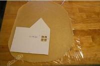 姜饼屋的做法第6步图片步骤 www.027eat.com
