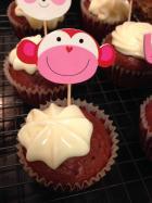 红丝绒纸杯蛋糕的做法,如何做,红丝绒纸杯蛋糕怎么做好吃详细步骤图解