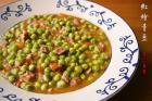 红烩青豆的做法
