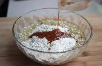 焦糖燕麦饼干的做法第5步图片步骤 www.027eat.com