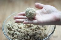 焦糖燕麦饼干的做法第7步图片步骤 www.027eat.com