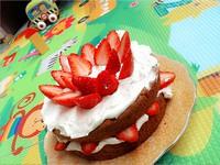 周岁生日蛋糕的做法第18步图片步骤 www.027eat.com