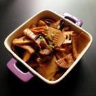 鲜笋香菇的做法