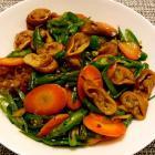 家常下饭菜 辣子肥肠的做法,如何做,辣子肥肠怎么做好吃详细步骤图解