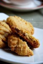 花生核桃酥饼的做法