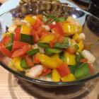 菜椒虾仁的做法,如何做,菜椒虾仁怎么做好吃详细步骤图解