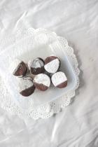 巧克力切片饼干的做法
