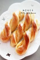 红薯面包条的做法