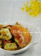家常炒蟹的做法,如何做,家常炒蟹怎么做好吃详细步骤图解