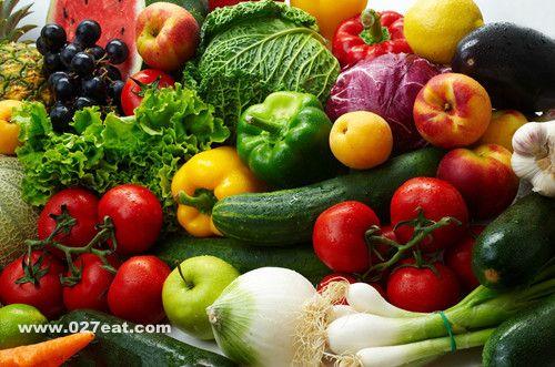 饮食小常识  哪些蔬菜农药含量高 www.027eat.com