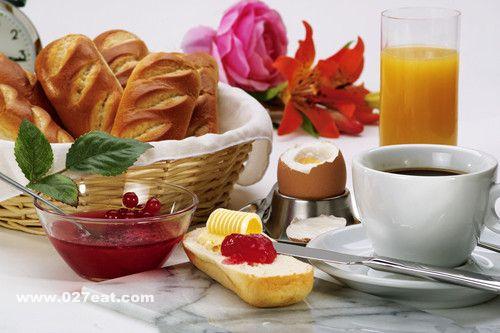 早餐营养科学搭配   好身体吃出来 www.027eat.com