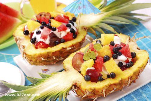 菠萝的五大功效 夏吃菠萝的禁忌_生活资讯 - 好