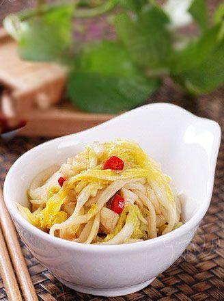 吃白菜减肥的好处 白菜刮油周瘦10斤 www.027eat.com