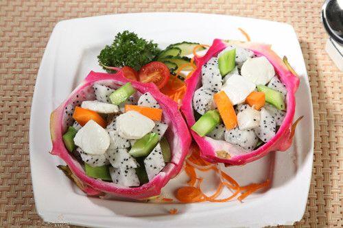 火龙果的吃法 巧吃火龙果速瘦身