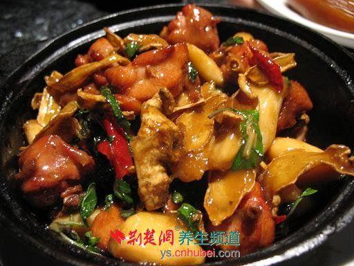 闽菜 台湾三杯鸡 www.027eat.com