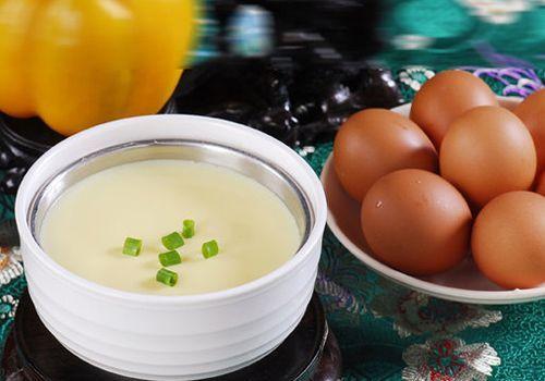 酸奶蛋羹 7个月宝宝食谱 www.027eat.com