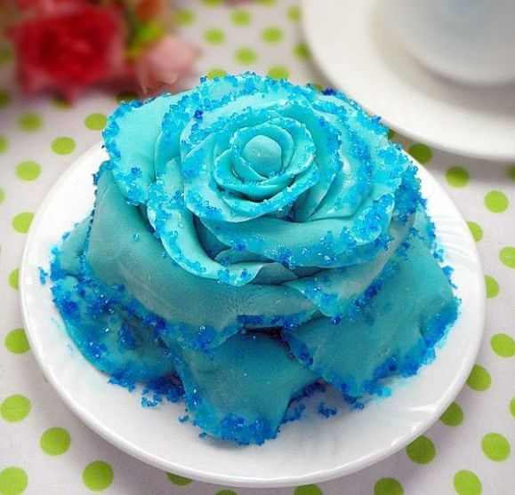糖蛋糕的做法 好吃又好看