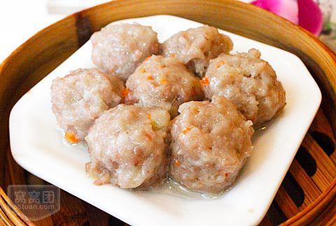 清蒸莲藕丸 两岁宝宝食谱 www.027eat.com