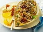 意大利面怎么做 蛤蜊意大利面条的做法