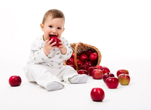 宝宝拉肚子偏方苹果