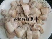 藕片红烧肉的做法第3步图片步骤 www.027eat.com