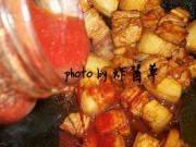 藕片红烧肉的做法第11步图片步骤 www.027eat.com