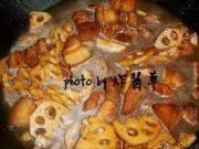 藕片红烧肉的做法第18步图片步骤 www.027eat.com