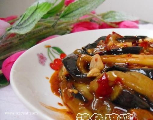 下饭素菜 鱼香茄子的做法,如何做,鱼香茄子怎么做好吃详细步骤图解