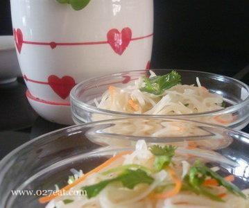 快手素菜 凉拌土豆丝的做法,如何做,凉拌土豆丝怎么做好吃详细步骤图解