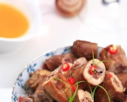 开胃宴客菜 家常卤鸡脖子的做法,如何做,家常卤鸡脖子怎么做好吃详细步骤图解