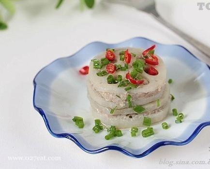 上班族营养餐 家常香煎藕饼的做法,如何做,家常香煎藕饼怎么做好吃详细步骤图解