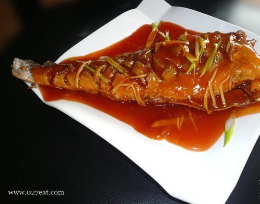 开胃荤菜 糖醋鱼的做法,如何做,糖醋鱼怎么做好吃详细步骤图解