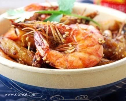 开胃补钙菜 香辣虾的做法,如何做,香辣虾怎么做好吃详细步骤图解