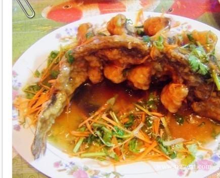 上班族开胃荤菜 糖醋鱼的做法,如何做,糖醋鱼怎么做好吃详细步骤图解