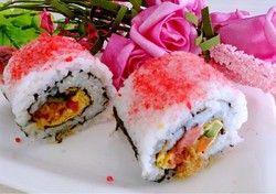 樱花寿司的做法第16步图片步骤 www.027eat.com