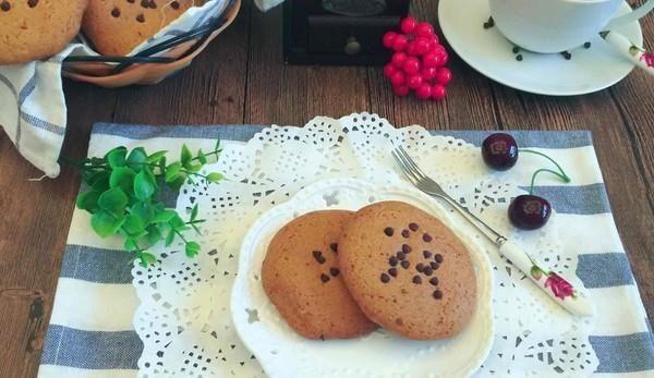 巧克力豆曲奇饼干的做法,如何做,巧克力豆曲奇饼干怎么做好吃详细步骤图解的做法