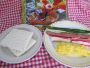 吐司寿司卷的做法第1步图片步骤 www.027eat.com