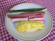 吐司寿司卷的做法第3步图片步骤 www.027eat.com