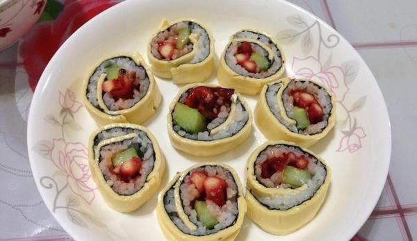 芝士寿司的做法