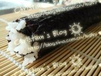 寿司四喜卷的做法第2步图片步骤 www.027eat.com